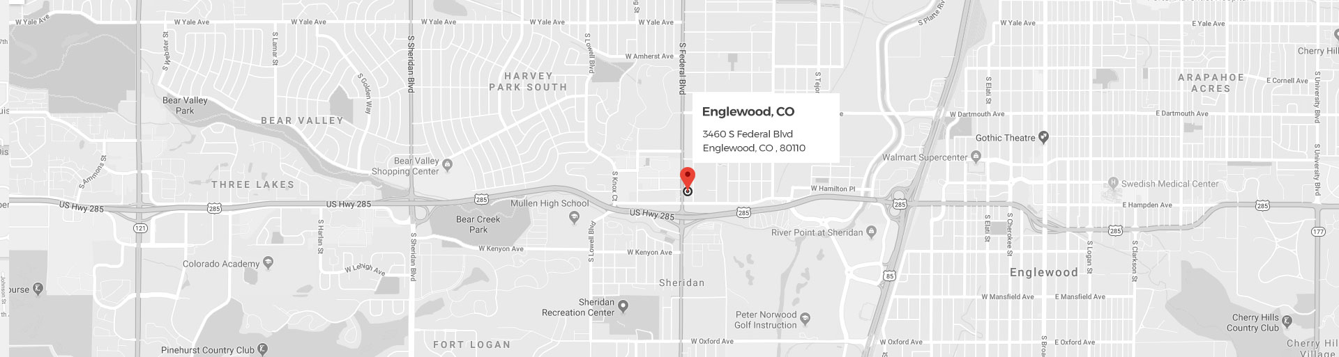 Englewood Google Location